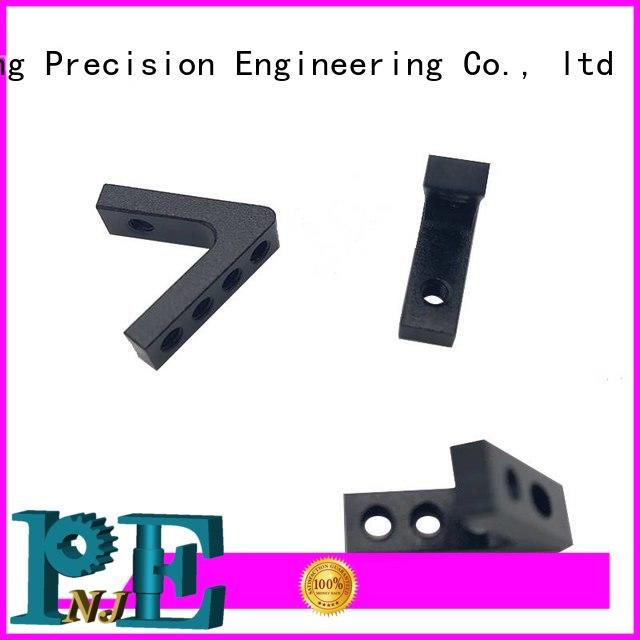 NJPE detailed aerospace machining shaft for industrial automation