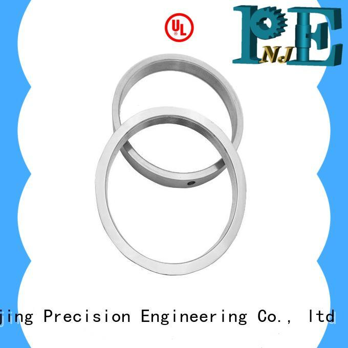 smooth custom machining valve supply for equipments