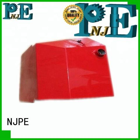NJPE flexible structural steel fabricators marketing for air valve