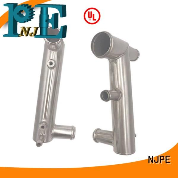 NJPE durable tube bending services from china for equipements