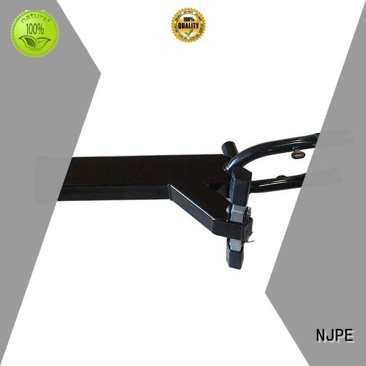 NJPE bending steel fabrication shop now for industrial automation
