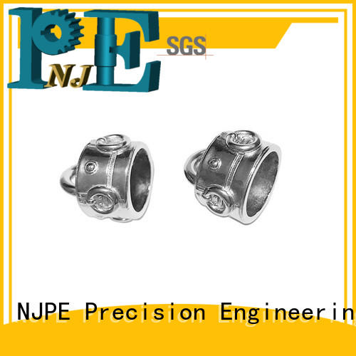 NJPE security machining process valve for air valve