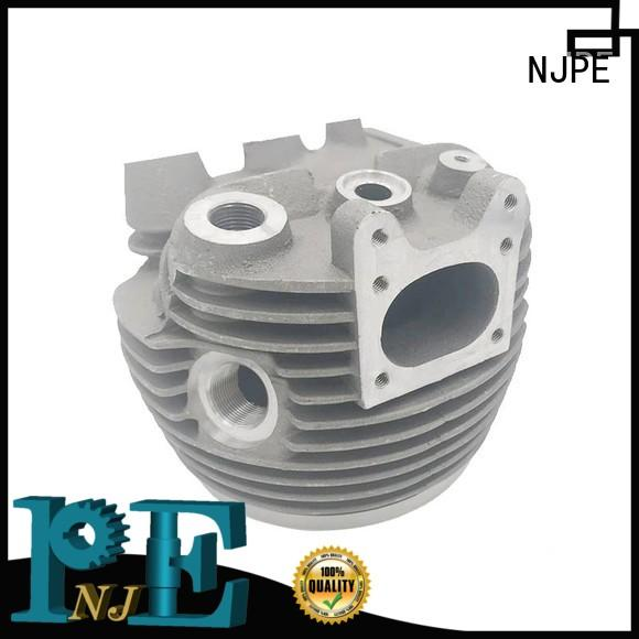 NJPE Best custom metal machining for business for equipments