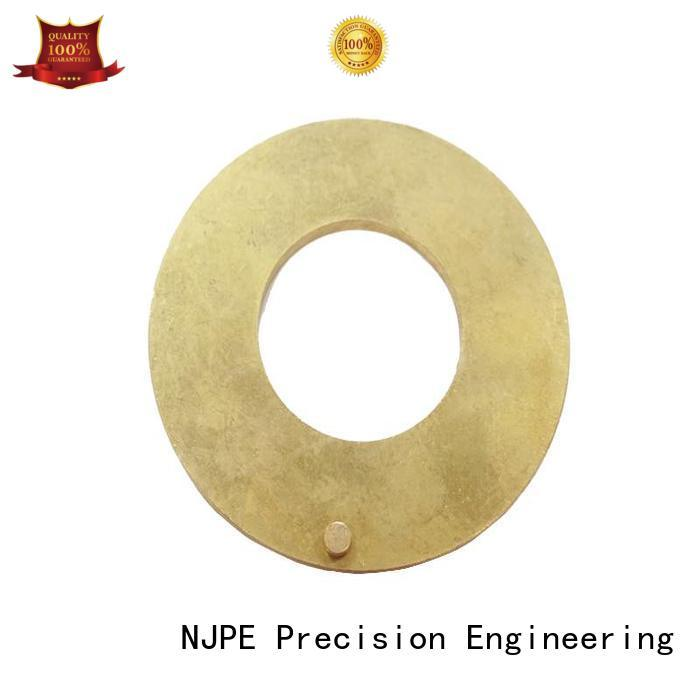 NJPE New cnc engineering company for air valve