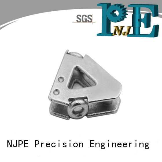 NJPE high quality 4 axis machining supply for industrial automation