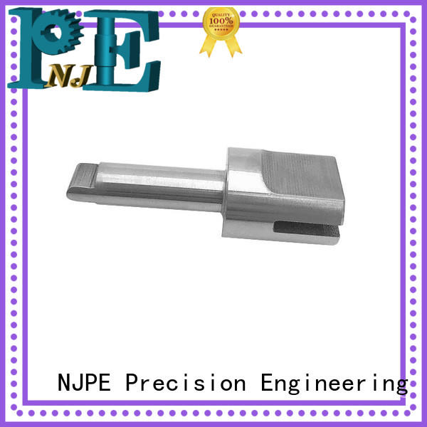 NJPE machining cnc vertical mill factory for industrial automation