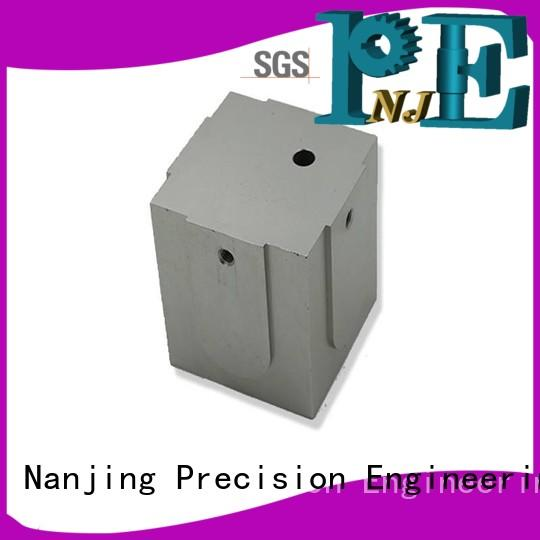 NJPE Latest ideal cnc machining overseas market for automobile