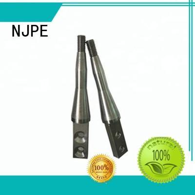 NJPE hexagonal cnc process suppliers for equipments
