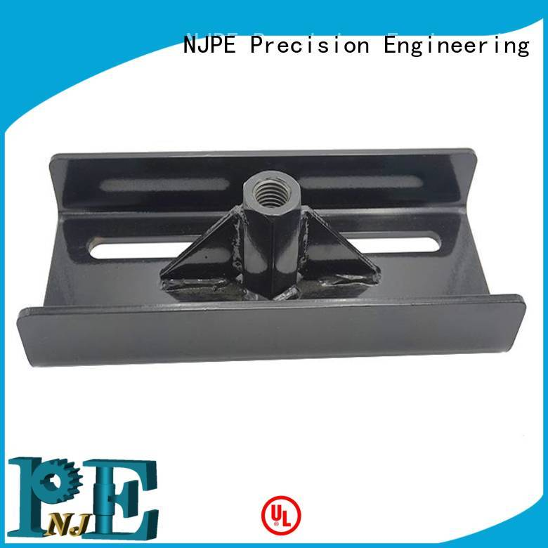 high reputation ss sheet metal bracket marketing for air valve