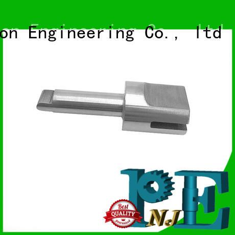 NJPE Best cnc turning service energy saving for air valve