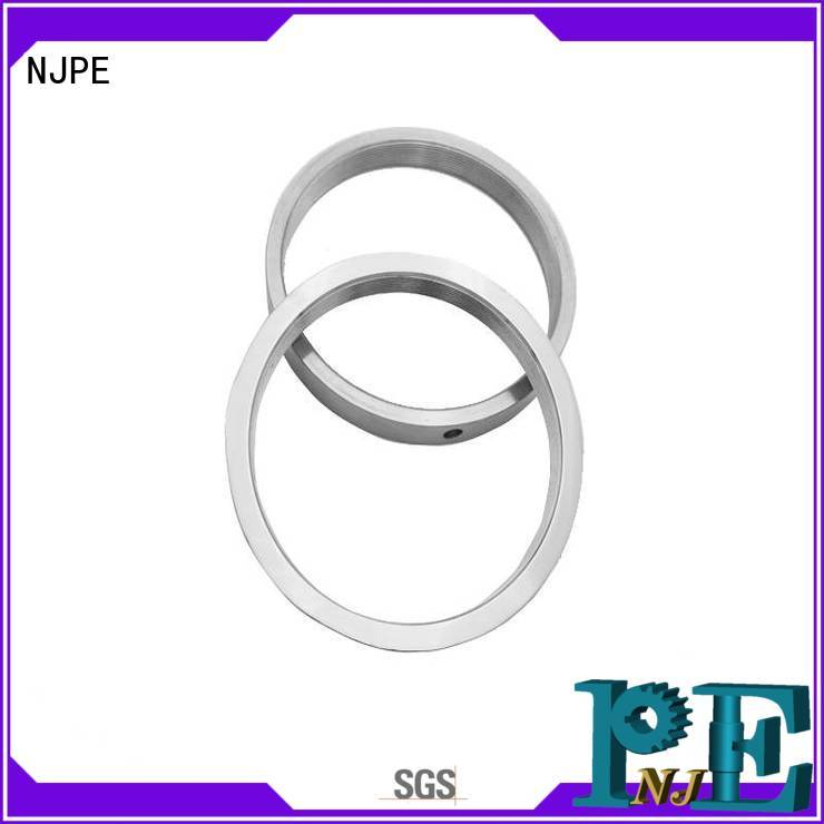 NJPE turning cnc company factory price for equipments