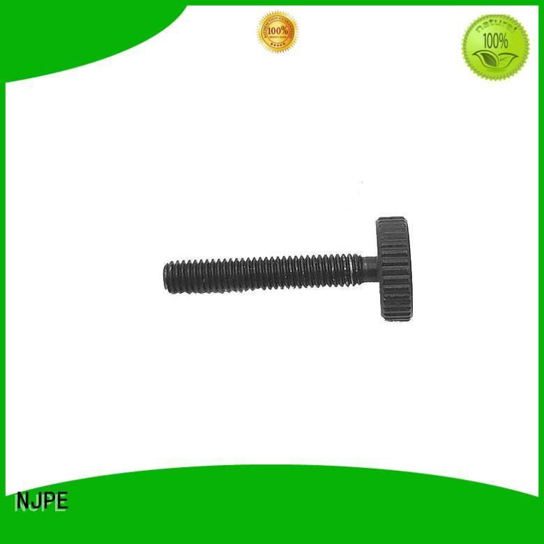 NJPE flexible rapid cnc machining factory for air valve