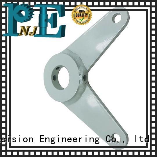 NJPE steel sheet metal drawing manufacturer for air valve