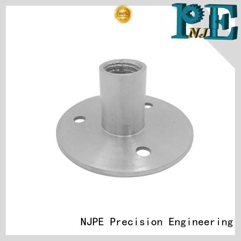 NJPE shaft cnc mechanic marketing for industrial automation