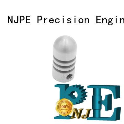 NJPE security precision parts manufacturer for air valve