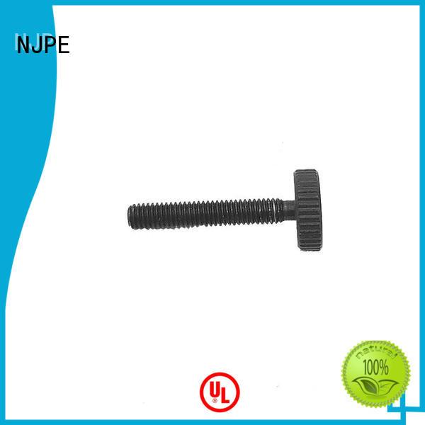 NJPE flexible precision parts energy saving for air valve
