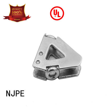 NJPE durable all metal fabrication overseas market for automobile