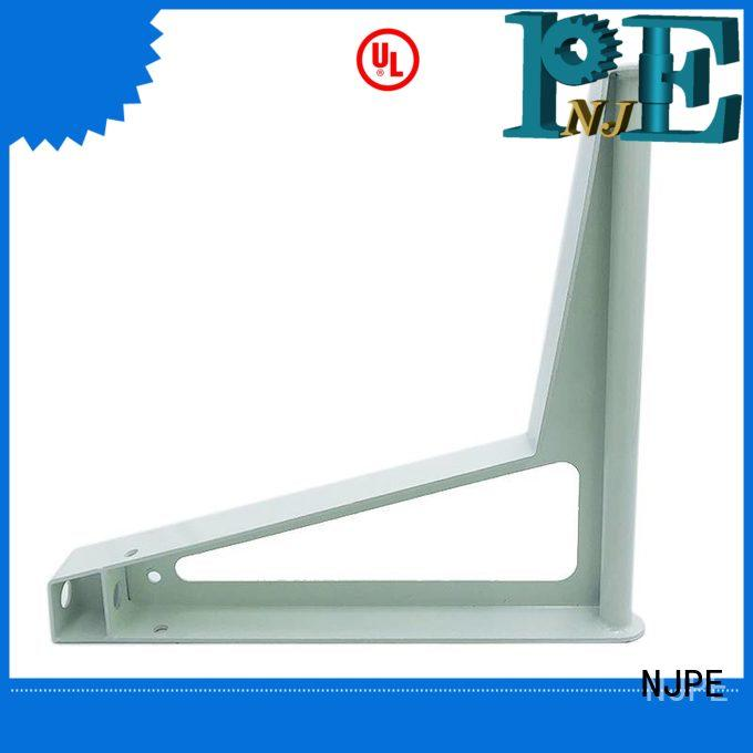 NJPE aluminum stainless steel sheet metal manufacturers factory for equipments