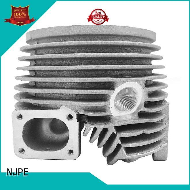 NJPE precision cnc milling parts manufacturers for automobile