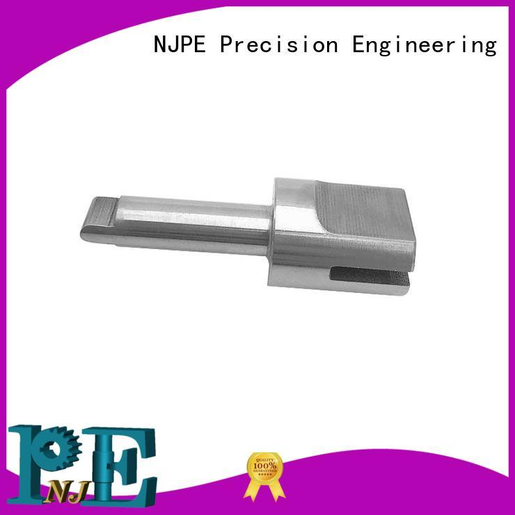 NJPE connector buy cnc company for industrial automation