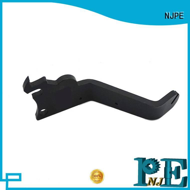 NJPE connector amazing cnc machining factory for industrial automation