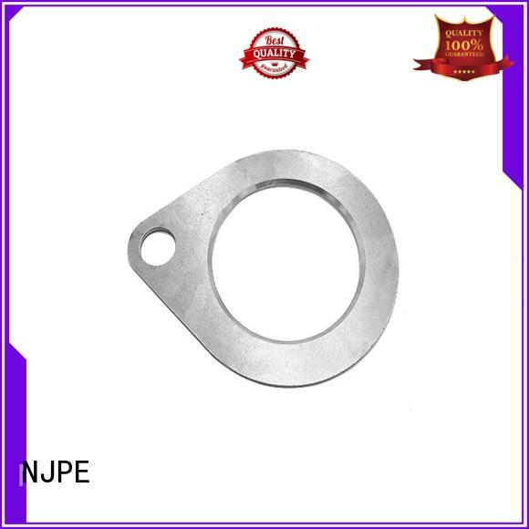 NJPE safe sheet metal locking mechanism simple operation for industrial automation