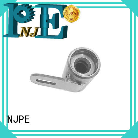 NJPE stainless cnc turning parts for business for automobile