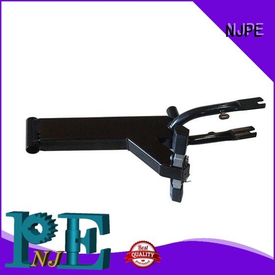 NJPE good quality metal fabrication buffalo suppliers for equipments