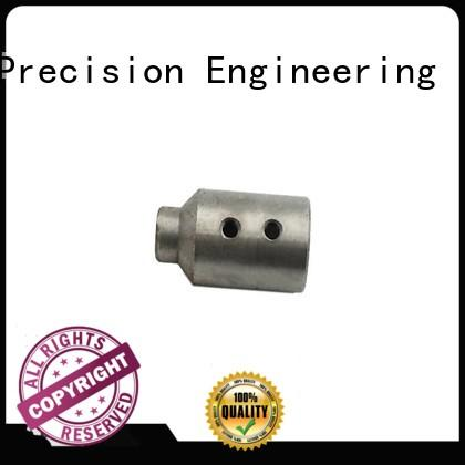 cnc precision machining connector manufacturer for air valve