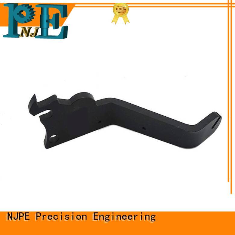 NJPE precision cnc machining services manufacturer for automobile