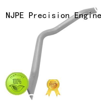 NJPE bending titanium tubing for business for air valve