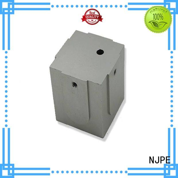 NJPE air custom cnc machining overseas market for air valve