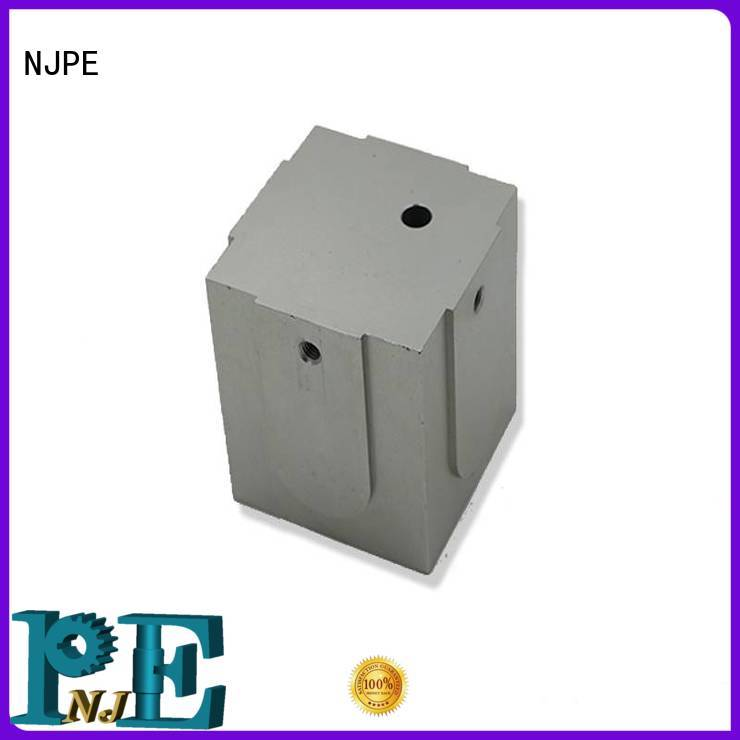 NJPE security custom cnc machining manufacturer for automobile