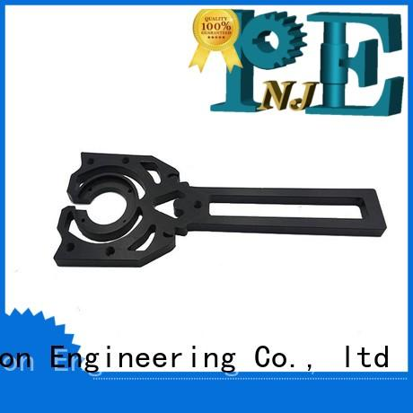 Custom production cnc machining lathe simple operation for equipments