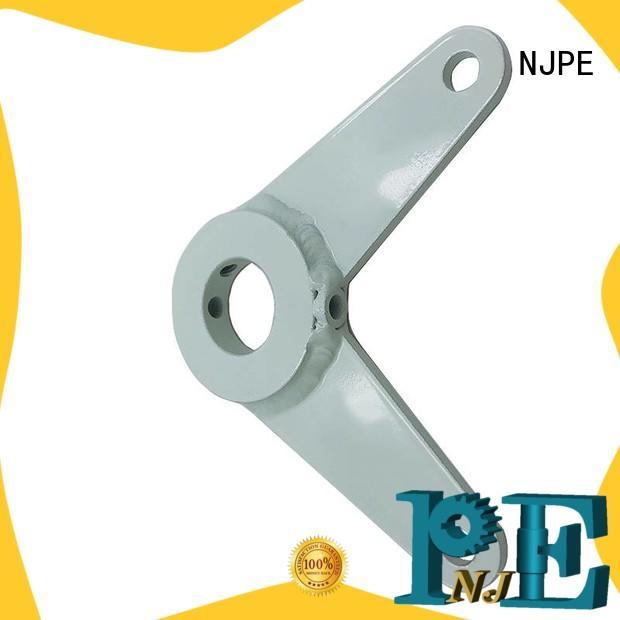 NJPE laser metal welding manufacturer for air valve