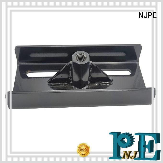 NJPE fabricated sheet metal fabrication ottawa supply for equipments