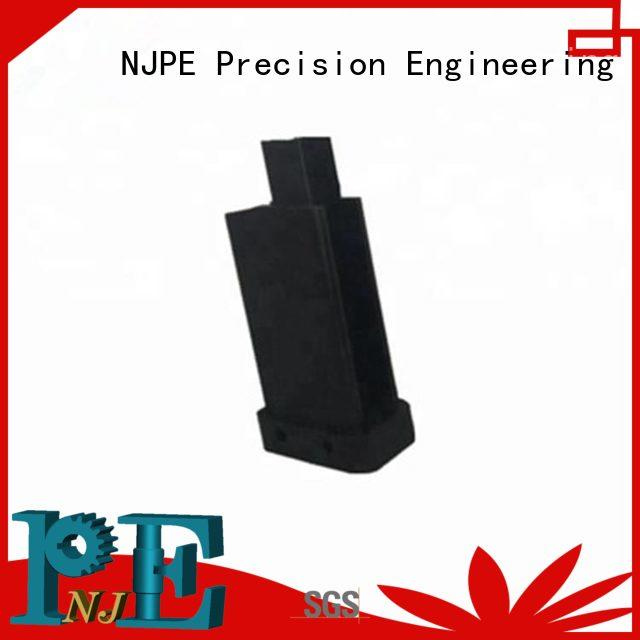 NJPE Custom double injection molding factory for industrial automation