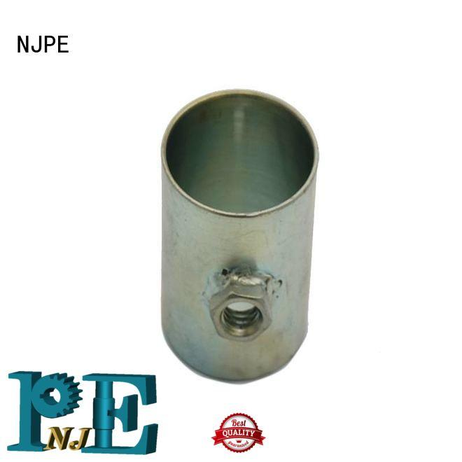 NJPE adjustable custom metal fabrication online manufacturers for industrial automation