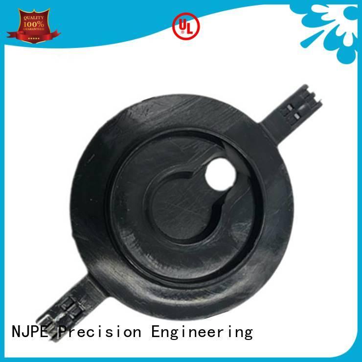 NJPE precision performance company for equipments