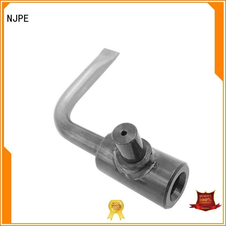 NJPE good quality tube forming shop now for air valve