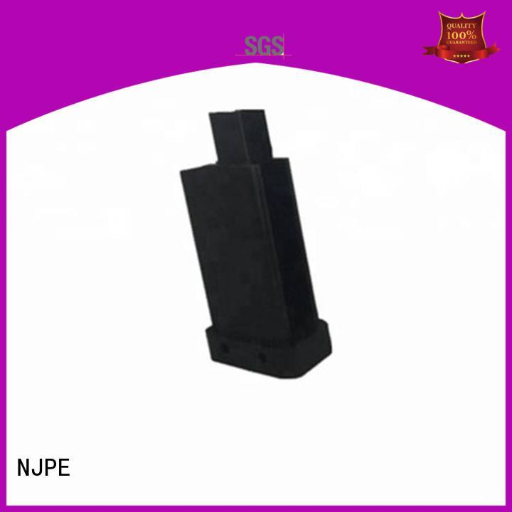 NJPE injection molding production company for industrial automation