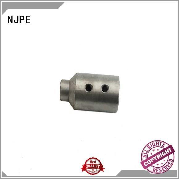 NJPE precision cnc milling parts for business for air valve