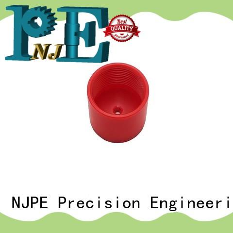 NJPE High-quality cnc details factory price for air valve