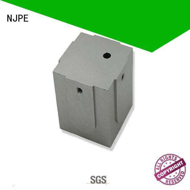 NJPE Top precision milling suppliers for automobile