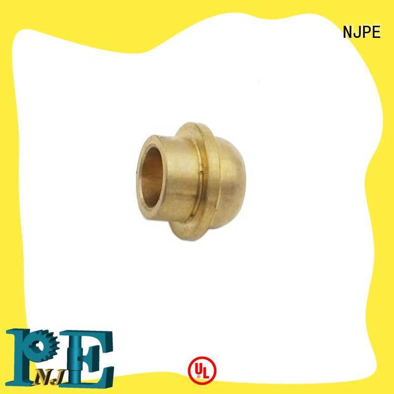 NJPE security miniature cnc mill energy saving for industrial automation