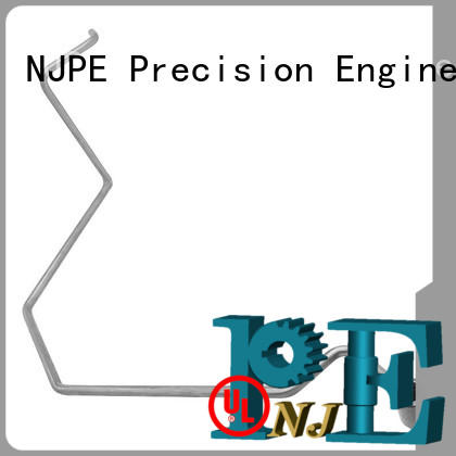 NJPE cnc bending marketing for industrial automation