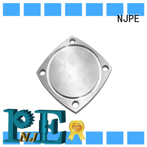 NJPE powerful steel stamps manufacturer for industrial automation
