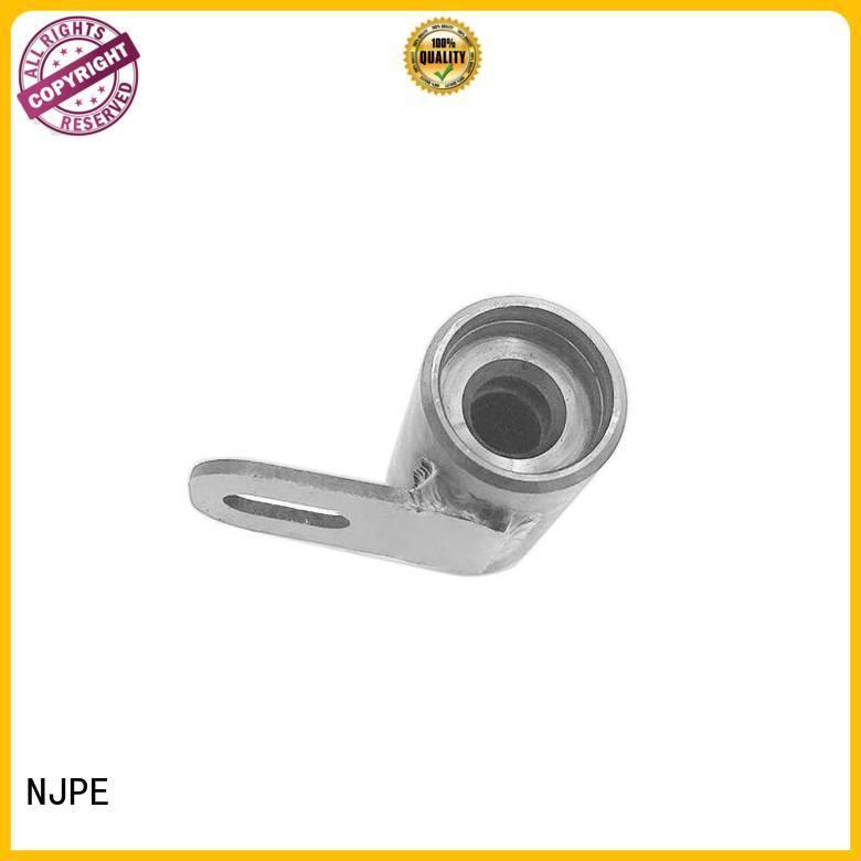 NJPE powerful custom cnc milling factory price for equipments