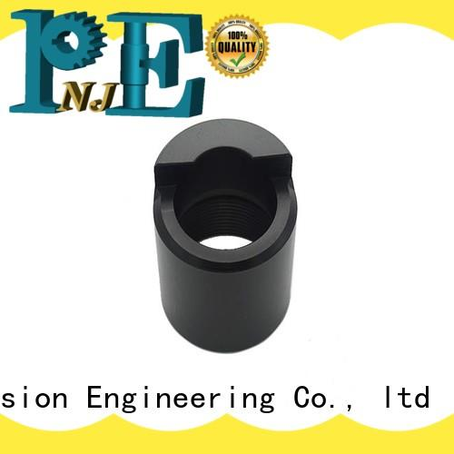 NJPE valve cnc milling service in china for industrial automation
