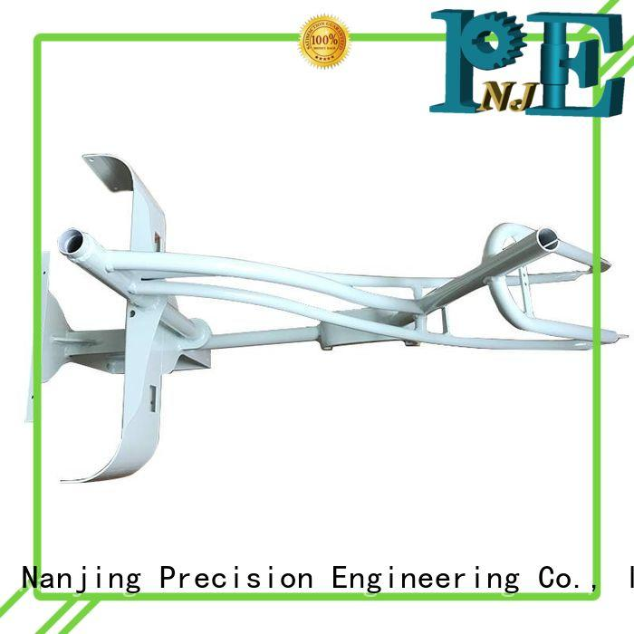 NJPE widely used sheet metal fabrication hollow for automobile